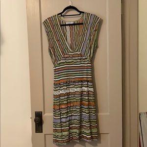 M Missoni sheer Dress
